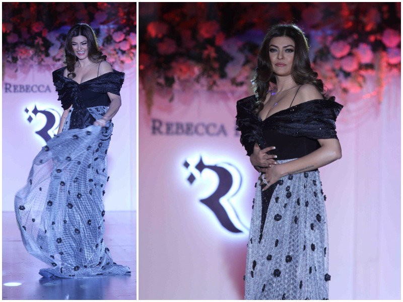 -62170005200 Bollywood-actress-sushmita-sen-rocked-ramp-black-dress-mumbai-fashion-show (2)