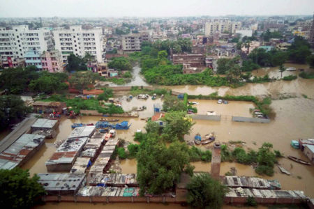 Flood in Patna