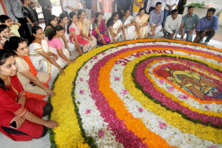 Onam in Indore