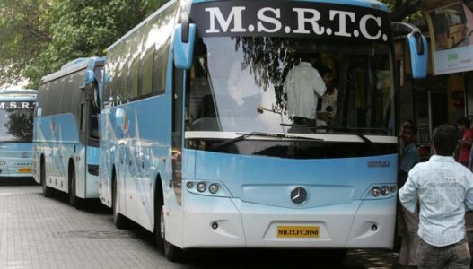 Автобусы Maharashtra State Road Transport Corporation