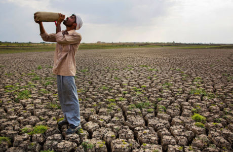 India Relentless Drought
